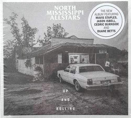 North Mississippi Allstars<br>Up And Rolling<br>CD